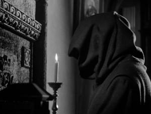 """Кадр из кинокомедии """"Призрак замка Морисвиль"""" Режиссер: Земан Борживой 1966 г."""