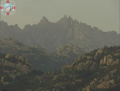 священные горы 神聖的山嶗山
