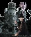 призрак замка